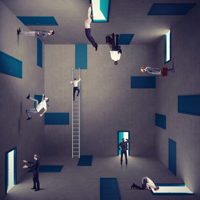 business people Better Strategy Execution