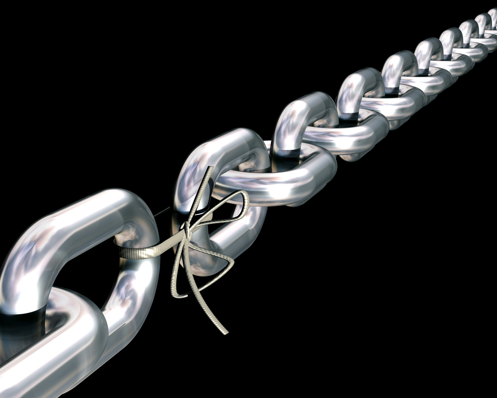 picture of chain to Link Learning and Business Performance