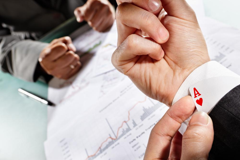 sales negotiation dirty tactics