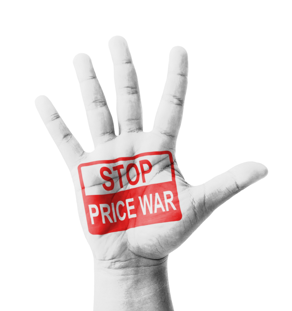 sales negotiation tactics and strategies to reduce pricing pressure