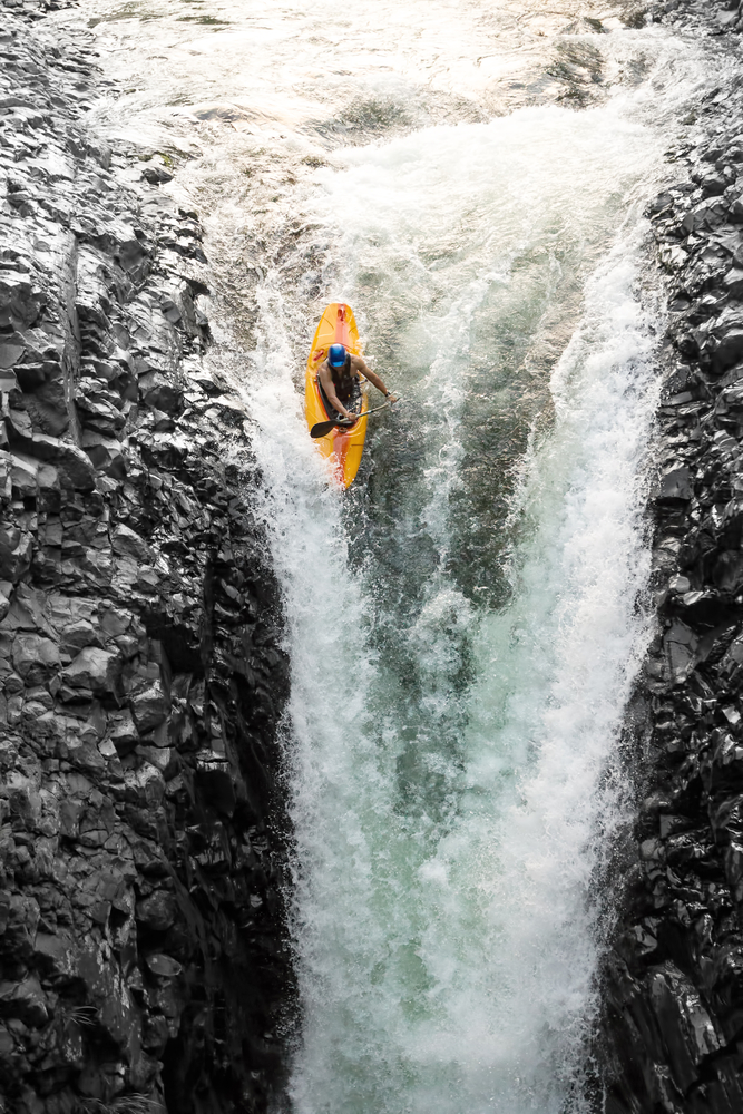 A waterfall illustrates how you can cascade your corporate strategy