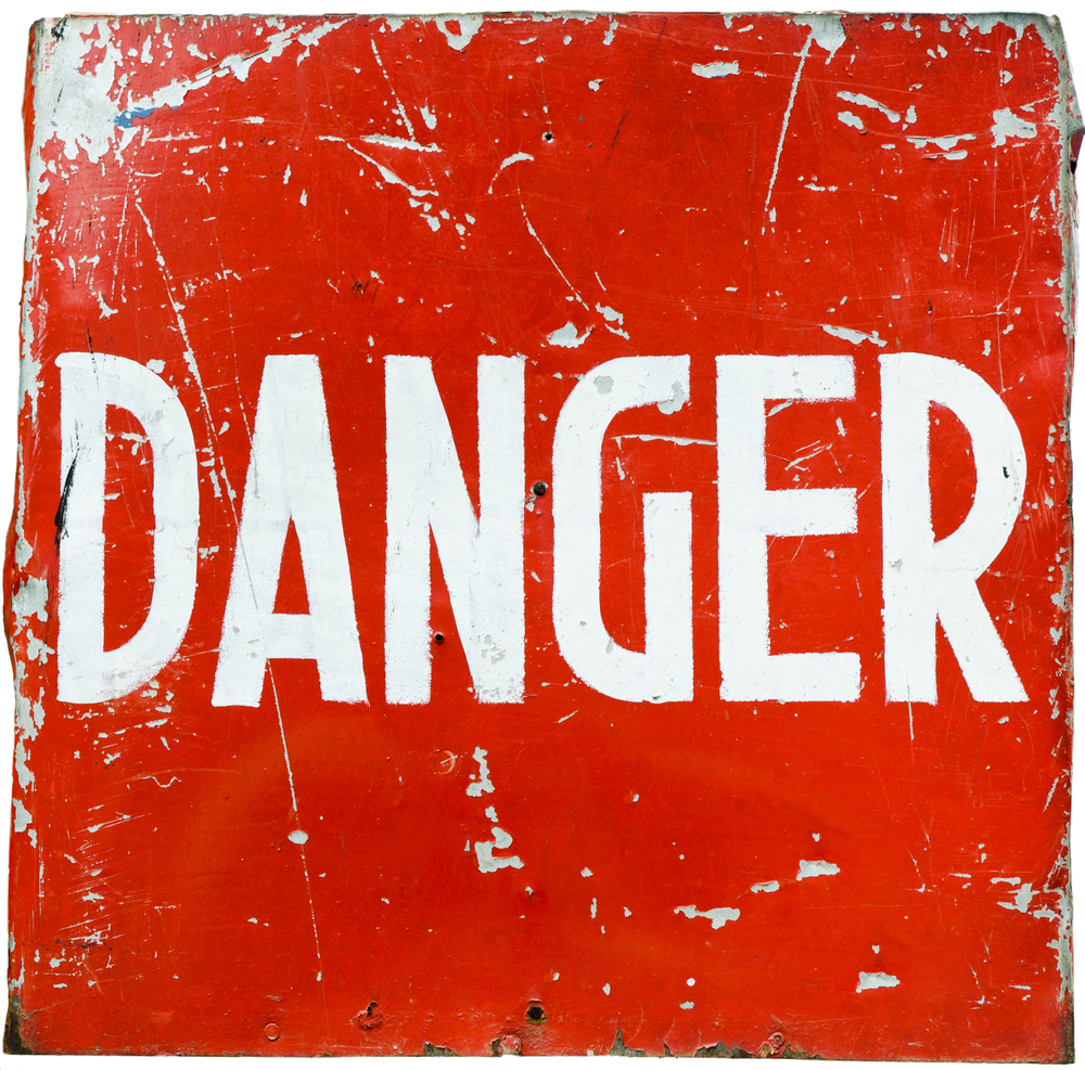 A red danger warns of a misaligned culture