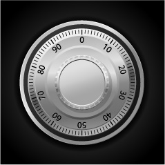 a combination lock to illustrate how to Unlock Employee Potential