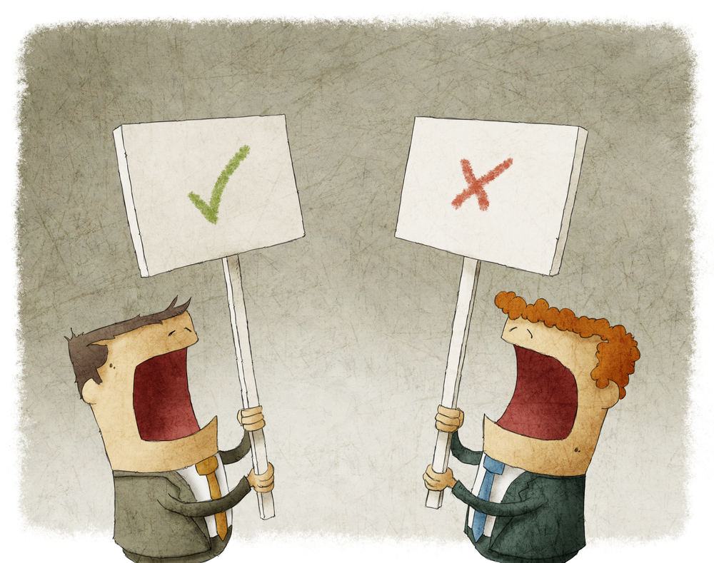 Two Angry Men Need to learn how Managers Disagree More Effectively