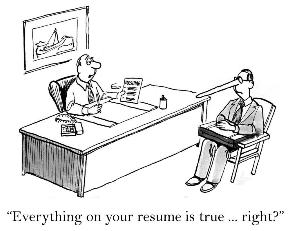 Do Resumes Matter Anymore?