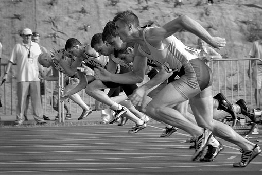 Getting a running start gives you a Competitive Advantage through Culture