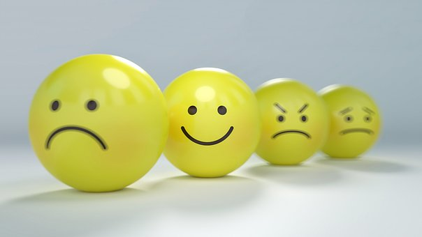 emoticons showing decreased engagement for tenured employees
