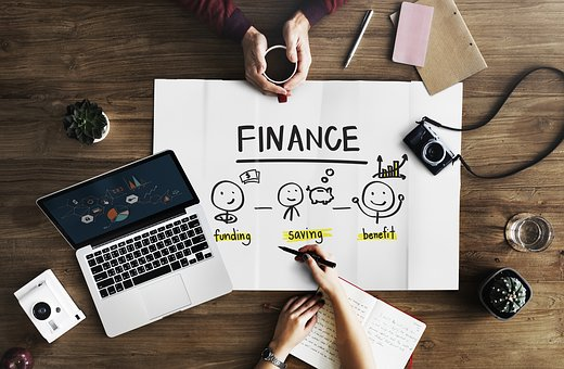 Finance is highlighted to show the Importance of Business Acumen