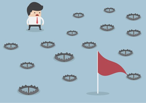 6 Traps That Can Sabotage Success as a New Leader